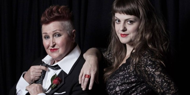 It Takes Two – Carol Lloyd (Railroad Gin) & Sue Ray duetting the night away