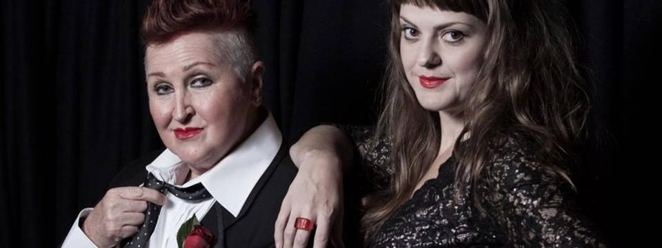 It Takes Two – Carol Lloyd (Railroad Gin) & Sue Ray duetting the night away